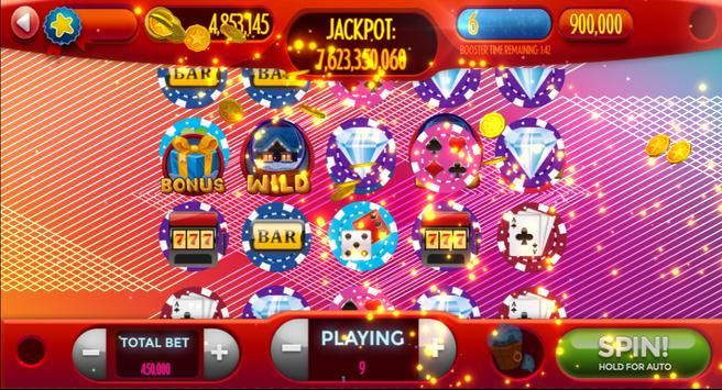 Apps-Slot Machine Game poster