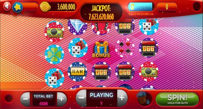 Apps-Slot Machine Game screenshot 11