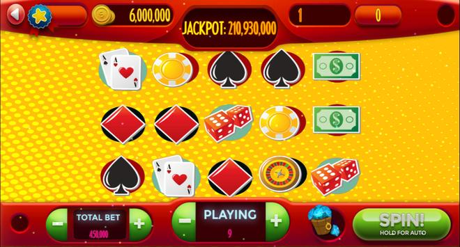 Face-Funny Faces Lucky Best Reel Slots screenshot 5