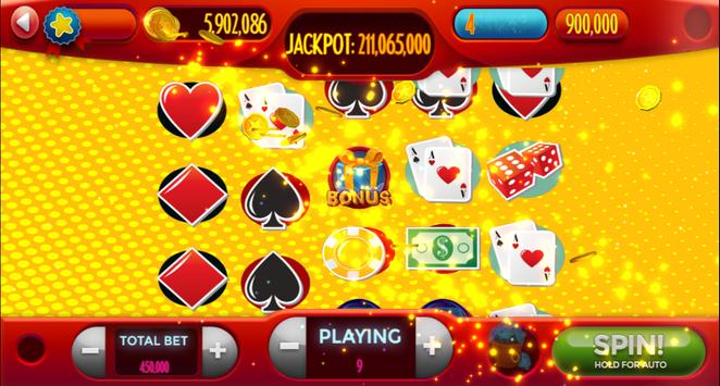 Face-Funny Faces Lucky Best Reel Slots screenshot 6