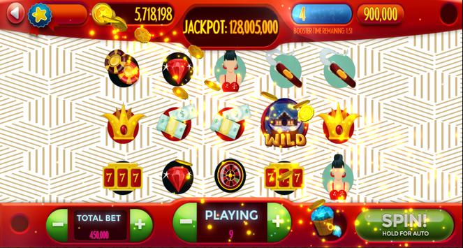 One Two Three Four Five Numbers Slot Machine screenshot 3