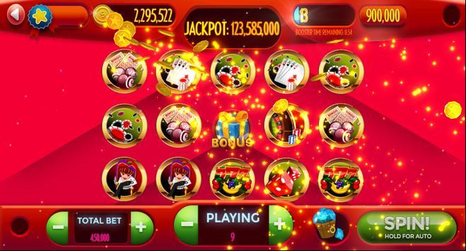 Pay Money Free Money App Reel Slot Machine poster