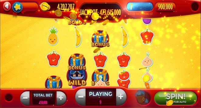 Swag Buck -Mega Fruit Casino Slot screenshot 9