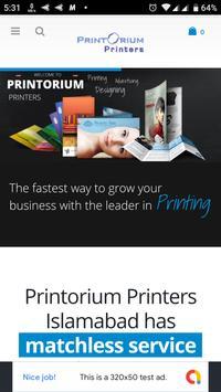 Printorium screenshot 1