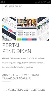 Hosting Palembang screenshot 3