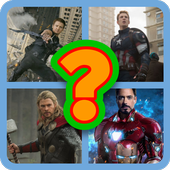 *Guess The AVANGERS* icon