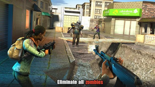 Hopeless Raider-FPS Shooting Games imagem de tela 2