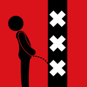 Amsterdam Urinals icon