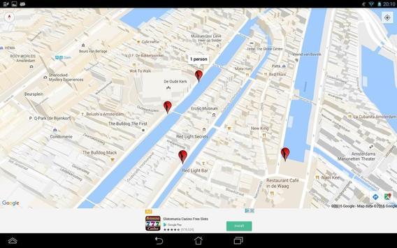 Amsterdam Urinals screenshot 4