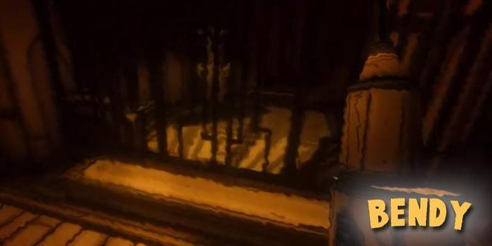 NEW bendy - horror ink machine walkthrough screenshot 3