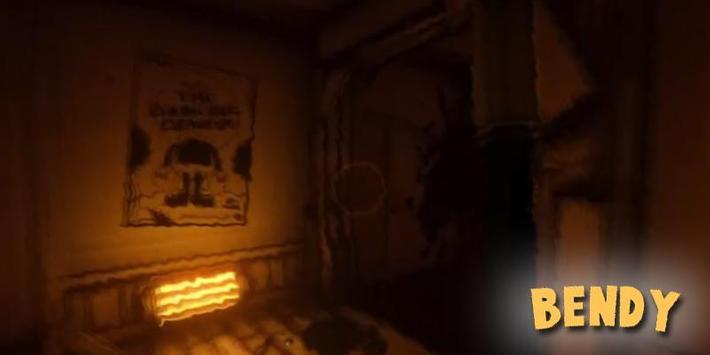 NEW bendy - horror ink machine walkthrough screenshot 2