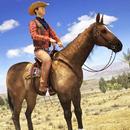 Horse Riding Simulator:Horse Cowboy Simulator Game APK