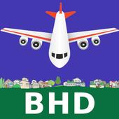 FLIGHTS Belfast City Airport icon