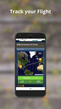 FLIGHTS Newcastle Airport screenshot 1