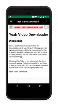 Download video downloader screenshot 6