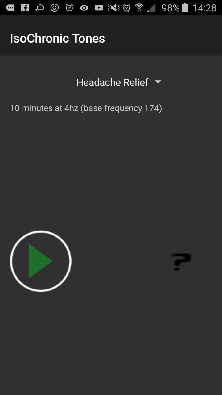 IsoChronic Tones Brainwave entrainment for Android - APK