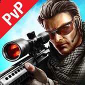 Sniper Games: Bullet Strike - Free Shooting Game icon