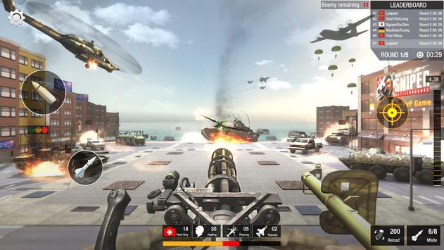 Sniper Games: Bullet Strike - Free Shooting Game screenshot 3