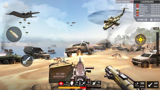 Sniper Game: Bullet Strike - Free Shooting Game screenshot 2