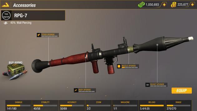 Sniper Games: Bullet Strike - Free Shooting Game screenshot 5