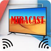 Miracast Display Finder/Screen Mirroring 아이콘