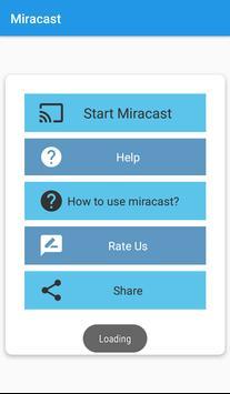 Miracast Display Finder/Screen Mirroring Screenshot 2