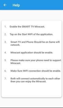 Miracast Display Finder/Screen Mirroring Screenshot 3