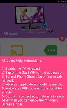 Miracast Screen Finder screenshot 3
