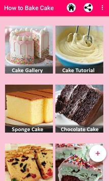 How to Bake Cake (Offline) screenshot 1
