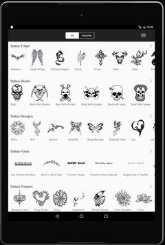 Draw Tattoo capture d'écran 8