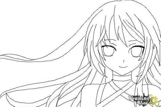 How To Draw Anime Step by Step For Beginners screenshot 1