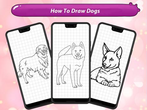 How to Draw Dogs screenshot 6