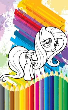 How To Draw Equestria Pony Girls poster