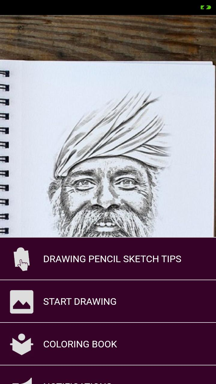 Pencil Sketch Drawing   Free Pencil Art App for Android   APK Download
