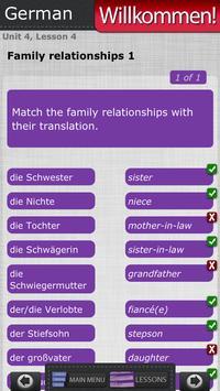 Willkommen 1: Learn German Lab screenshot 3