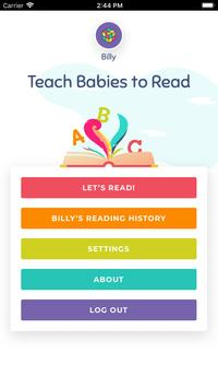 Teach Babies to Read poster