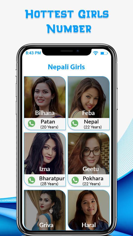 Number phone nepali girls Nepali Kathmandu
