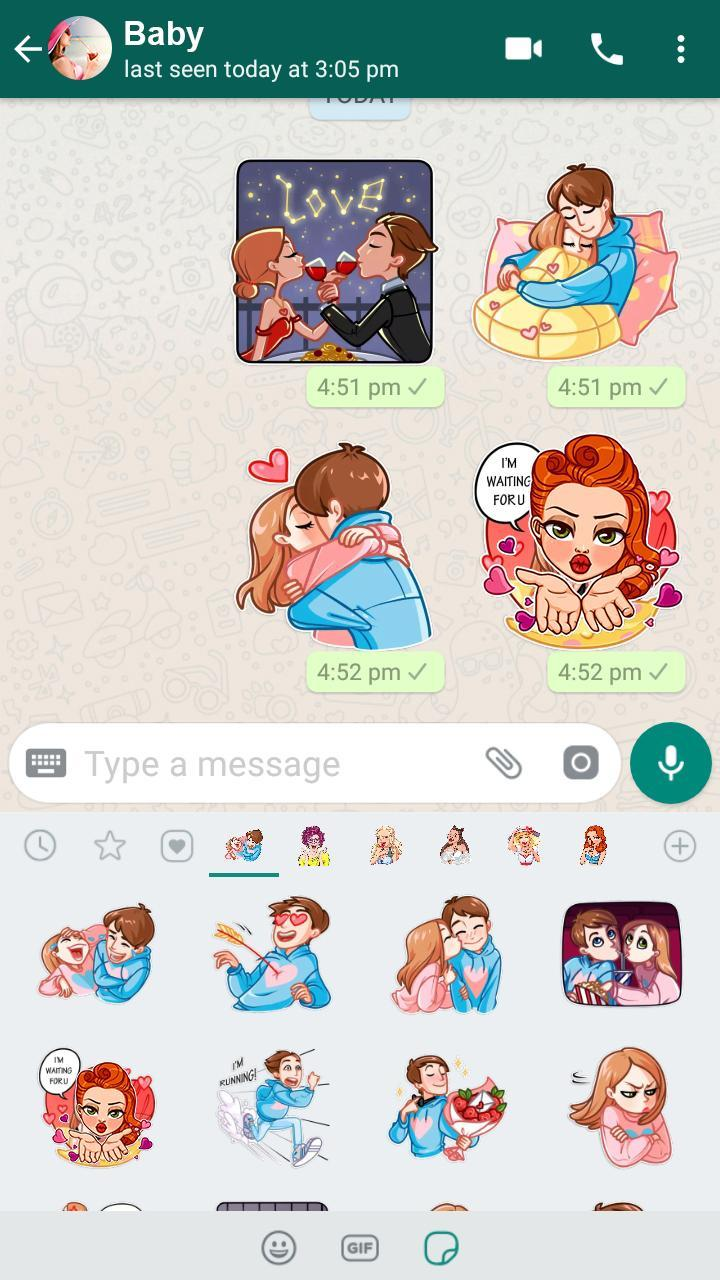 Hot Adult Stickers For Whatsapp For Android Apk Download