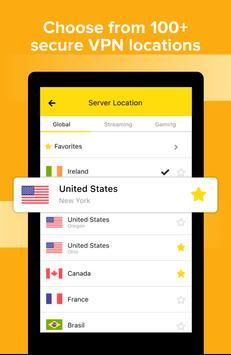 Best VPN! -Speed-Security-Privacy- Fast Vpn-Unlock screenshot 8