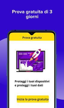 4 Schermata VPN Gratis Veloce Sicuro - Scudo Hotspot Privacy!
