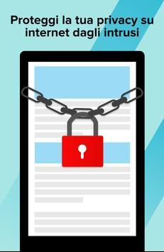 7 Schermata VPN Gratis Veloce Sicuro - Scudo Hotspot Privacy!