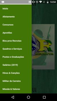 Guia do Recruta poster