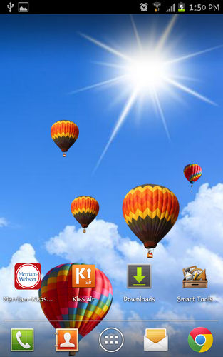 Hot Air Balloon Live Wallpaper Apk 20 Download For Android