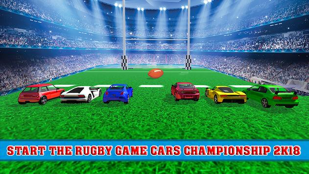 Rugby Car Championship - Pro Rugby Stars Leagues screenshot 5