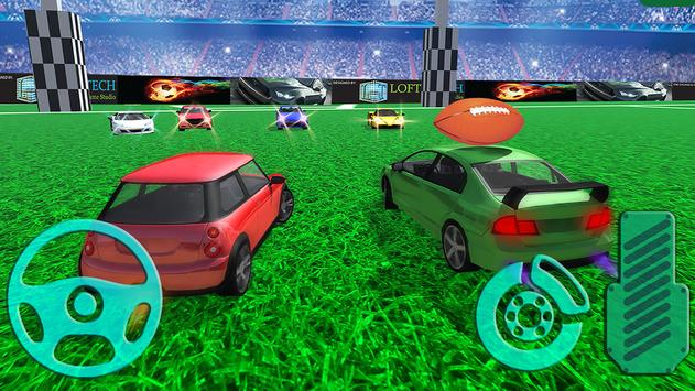 Rugby Car Championship - Pro Rugby Stars Leagues screenshot 7