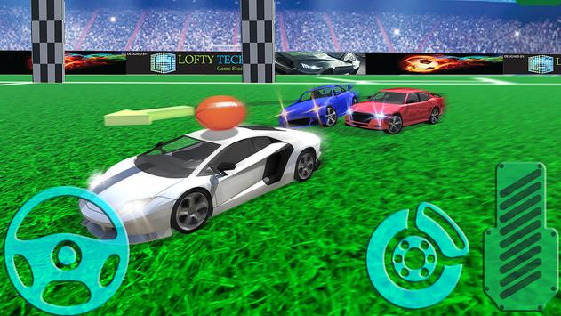 Rugby Car Championship - Pro Rugby Stars Leagues screenshot 8