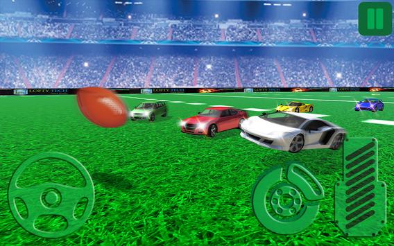 Rugby Car Championship - Pro Rugby Stars Leagues screenshot 1