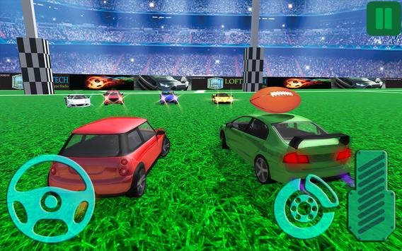 Rugby Car Championship - Pro Rugby Stars Leagues screenshot 2