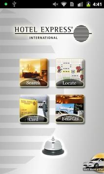 Hotel Express Intl. poster