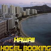 Hawaii Hotel Booking icon
